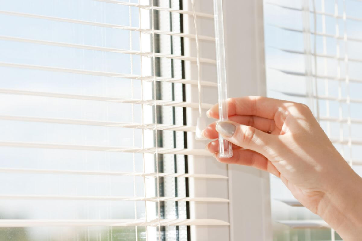 uPVC Window Blinds Sussex